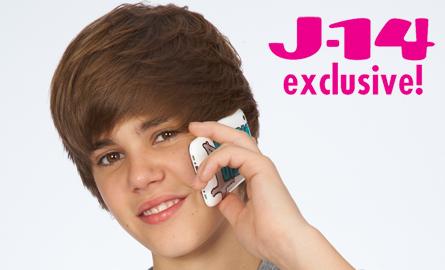 Call me, Justin!