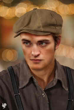Robert in an old fashioned cap<3