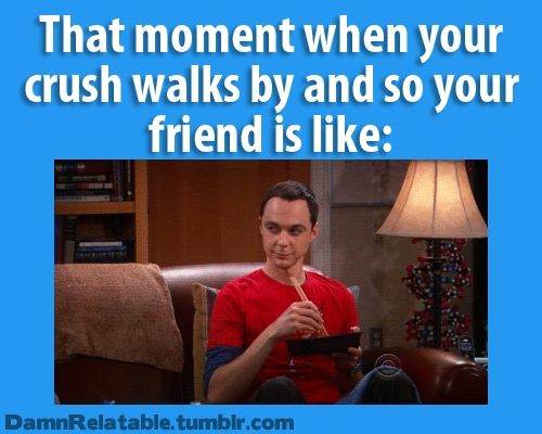 I do this to my older sister all the time...