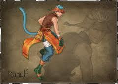 Ranulf! he is a better saint than rhys for putting up with skrimir!