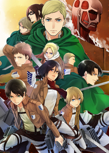 """""""Attack On Titan"""" .. I'm rly hoping for season2"""