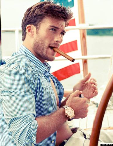 Scott Eastwood - Clint Eastwood's son
