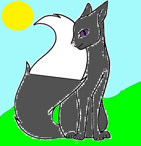Background Warrior- Lightstep, female, no known family, warrior, mute, slender with a sleek, shiny pelt, RiverClan, a bit lazy, unable to have kits, nurses orphaned kits.