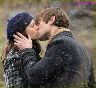 Chace Crawford ciuman Leighton meester?