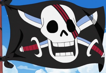 - Captain : Kisuke Urahara (Bleach) - me Vice captain:Shanks (One Piece) -Navigator: Nami (One Piece) -Cook: Sanji (One Piece) -Gunner: Starrk (Bleach) -Alcoholic: Gildarts Clive (Fairy tail) -Musician: Brook (One Piece) -Swordman: Mihawk (One Piece) -Doctor - Unohana (Bleach) -Ship mechanic - Franky (One Piece) -Smart- Itachi Uchiha (Naruto Shippuden) my jolly roger this pic