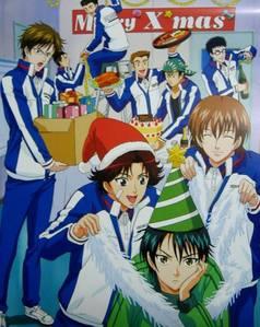 Seigaku Tennis Club Regulars from Prince of Tennis