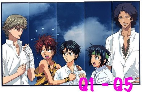 Prince of Tennis has adventure,comedy,slice of life,school,shounen,sports and action tennis series...!~