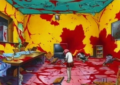 Elfen Lied... 你 know where this is obviously