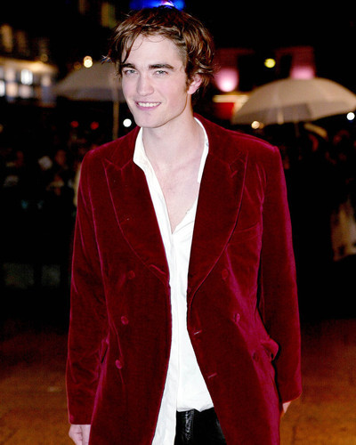 my red hot British babe in a red jacket<3