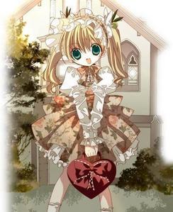 Karin from Kamichama