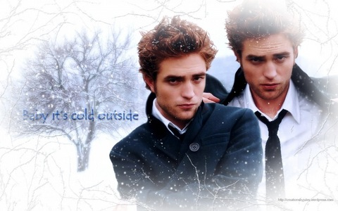 my super hot Robert looks sooo cold,but don't worry,I know a sure огонь way to warm him up<3