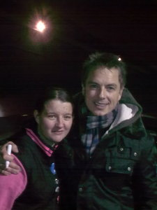 Sorry for the repost but it was freezing last night when i met John!!