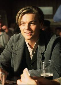 Leonardo DiCaprio I used to have a crush on him 13 years ago. :)
