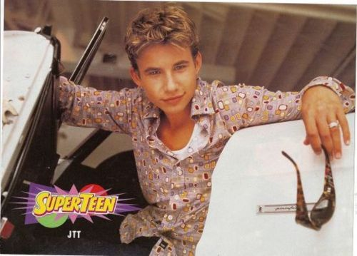 Jonathan Taylor Thomas <33 and I still kind of do. It's just not as big as it was in my early to late teens