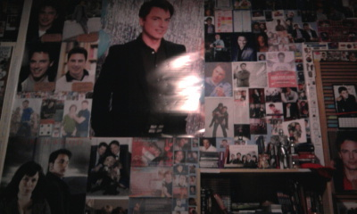 My John Barrowman Стена :)