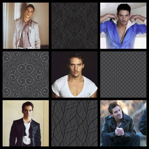 A collage I made of JRM <3