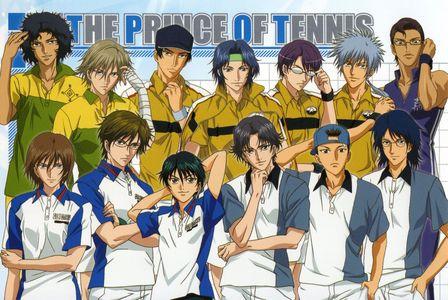 My fav and best animes: -Prince of テニス (pic) -Hetalia -Detective Conan -New Prince of テニス -Crayon Shin Chan -Doraemon -Beelzebub -Lucky 星, つ星