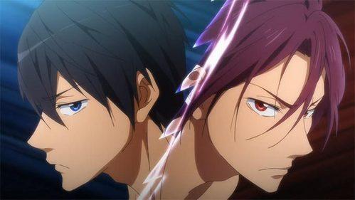 Rin and Haruka!! :D