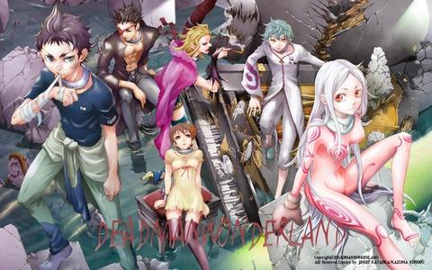Deadman Wonderland. The hell did it end on Episode 12??? The manga's soooo gooood~