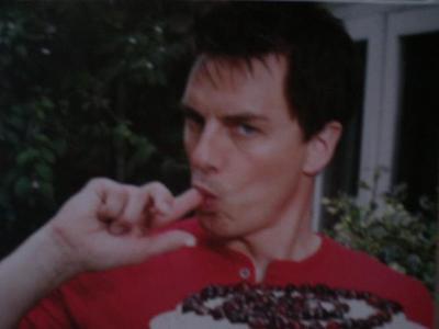 John being hot ;)