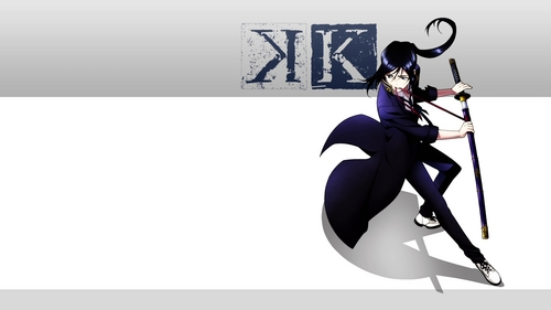 Kuro from K (K Project)!