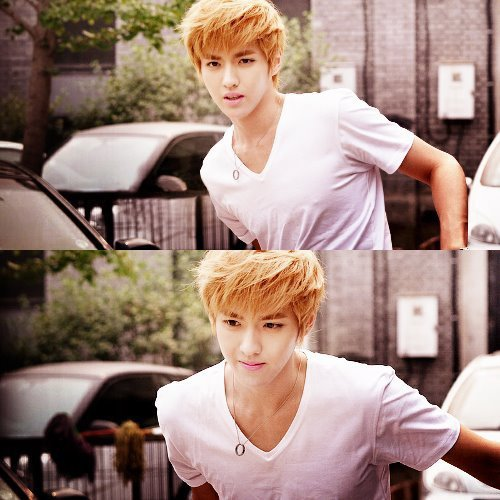 [i] The multilingual, charismatic and handsome leader, Kris Wu YiFan <3333 [/i]