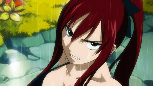Erza Scarlet from Fairy Tail :)