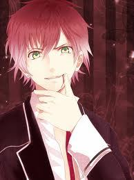 Oh please No one's Cuter than Sakamaki Ayato <3 from Diabolik प्रेमी <3 आप should check him out <3