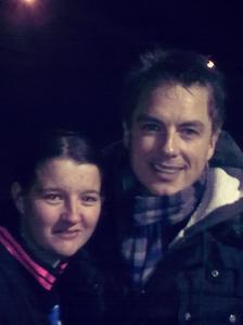 Me and John :')