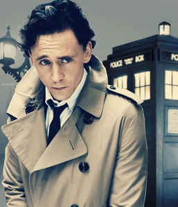 ❤ Id rather have Tom Hiddleston as the 12th doctor ❤