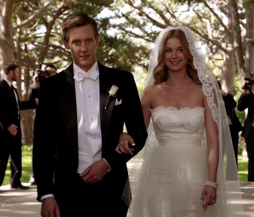 Gabe Mann and Emily VanCamp
