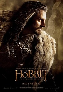 Thorin Oakenshield I प्यार the way hes so loyal to his kingdom and his battle spirit :3