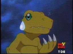 agumon from digimon