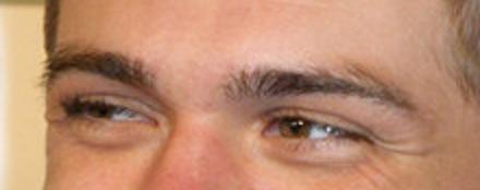 Matt's gorgeous eyes!!! <3333333