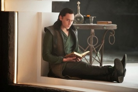 Loki on spare time:))