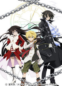 Pandora Hearts! (but is better the manga) Soul Eater This is a pic of PH ^^