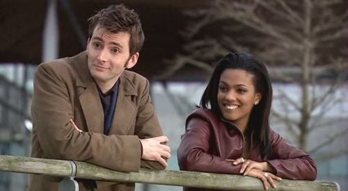Martha Jones: Martha is my ultimate companion because she was so different from the other ones. At least in my opinion. Martha was in Cinta with the doctor and even though he didn't feel the same she didn't let that get to her. She continued to stay sejak his side and travel with him. I liked her personality, She was brilliant, one of the first female companions that i could relate to. Always seeking adventure, never kept her opinions to herself. I know that it sounds like all of the companions but with Martha i liked the unrequited Cinta that she had for the doctor.