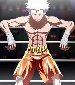 wolf from Blood Lad