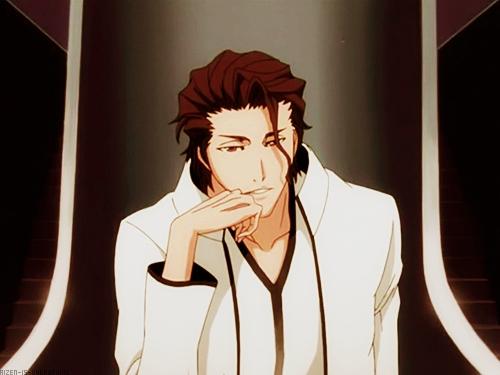 Sosuke Aizen (Bleach)