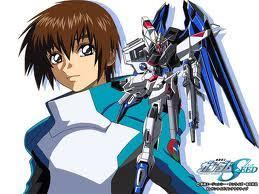 Kira Yamato from Gundam Seed
