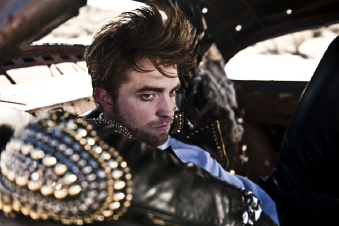 Robert from my fave photoshoot with tall hair<3