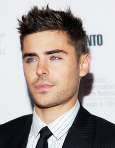Zac with short hair <3