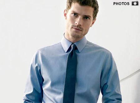 Jamie,my sexy Irish lucky charm in a tie<3