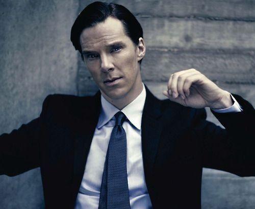 Benedict Cumberbatch!!! No mais words are needed.