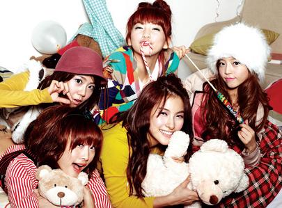 imba 1. Seungyeon 2. Gyuri 3. Nicole 4. Jiyoung 5. Hara Dancing 1. Nicole 2. Hara 3. Jiyoung 4. Gyuri 5. Seungyeon Beauty 1. Nicole (I'm not being biased but I really upendo her eye-smile , it's so beautiful!) 2. Hara 3. Jiyoung 4. Gyuri 5. Seungyeon Personality 1. Seungyeon 2. Nicole 3. Jiyoung 4. Hara 5. Gyuri Bias 1. Nicole 2. Hara 3. Seungyeon 4. Jiyoung 5. Gyuri