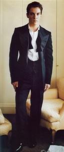 JRM wearing a tux <3