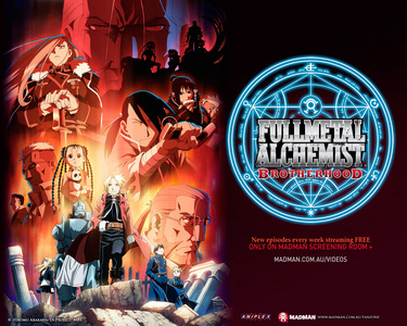 FullMetal Alchemist/Brotherhood!~