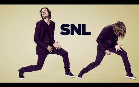 I don't have any pics of my Robert playing air guitar,but here's Zac Efron playing air guitar:)