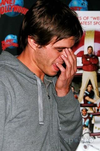 Matthew feeling nervous and shy <3333333333