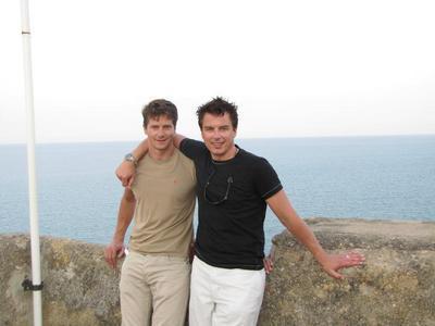 John and Scott!